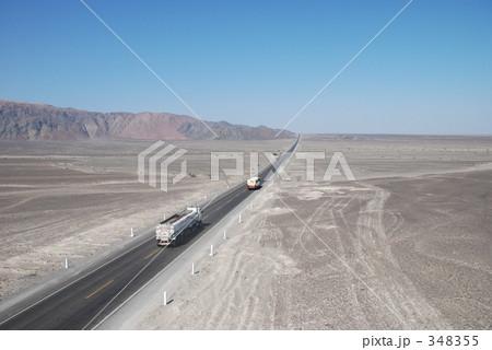 ナスカの道路2 348355