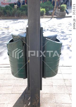 チリのゴミ箱 351321