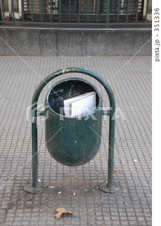 チリのゴミ箱 351336