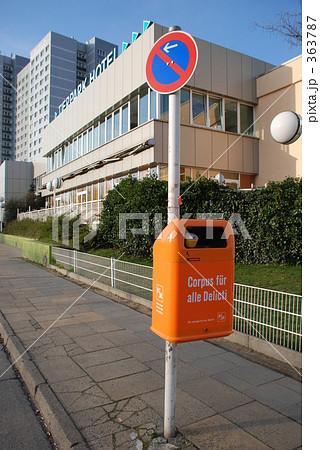 ドイツのゴミ箱 363787