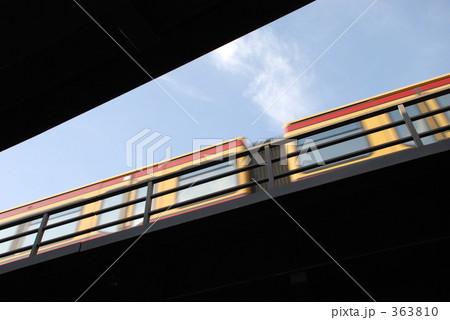 ベルリンの電車 363810