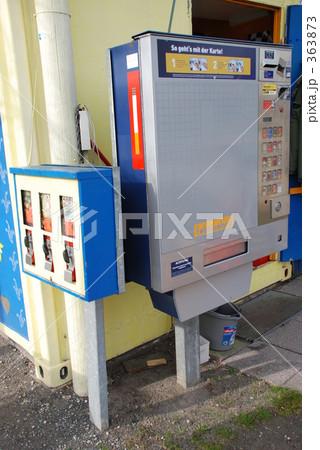 ベルリンの自動販売機 363873