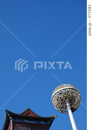 中国の街灯 372082