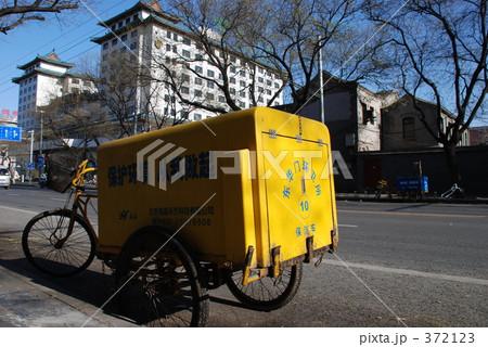中国の自転車 372123