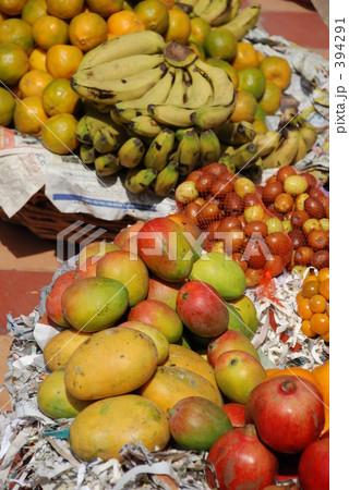 デリーの果物 394291