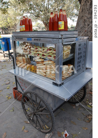 デリーのパン屋 394293