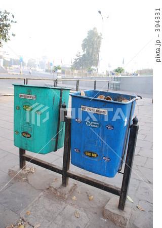 デリーのゴミ箱 394331