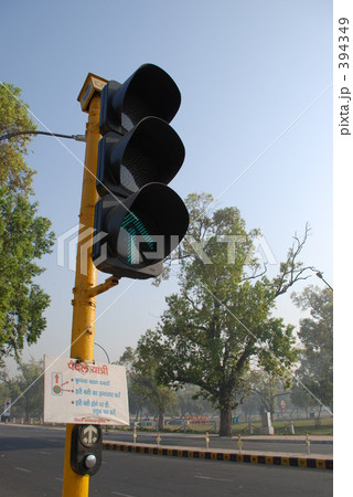 インドの信号 394349
