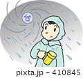 暴風 気象災害 災害のイラスト 410845