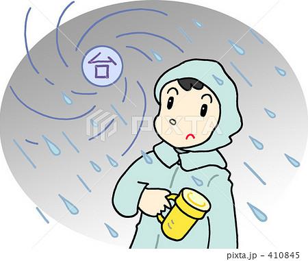 気象災害 - 台風 410845