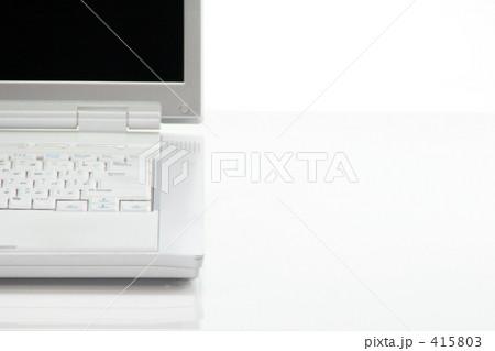 ノートPC (ノートPCと携帯:シリーズ用パーツ素材) 415803