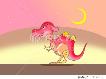 ラクダ恐竜 417632