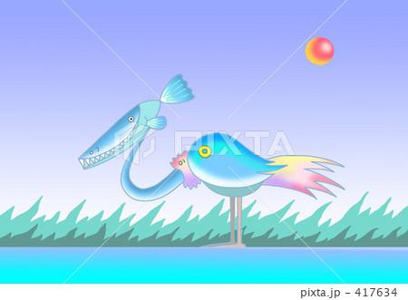 サカナ鳥 417634