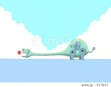 恐竜ゾウ 417637