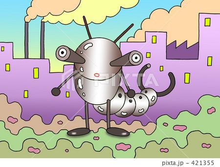 昆虫ロボット「ムシ・ロボ」 421355