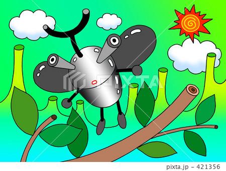 昆虫ロボット「ムシ・ロボ」 421356