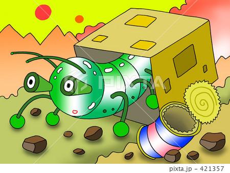 昆虫ロボット「ムシ・ロボ」 421357