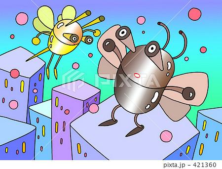 昆虫ロボット「ムシ・ロボ」 421360
