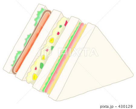 サンドイッチ 430129