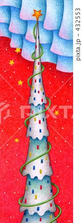 「塔」のイラスト.27 432553