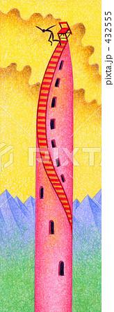 「塔」のイラスト.29 432555