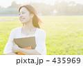 女 アジア人 大学生・専門学生の写真 435969