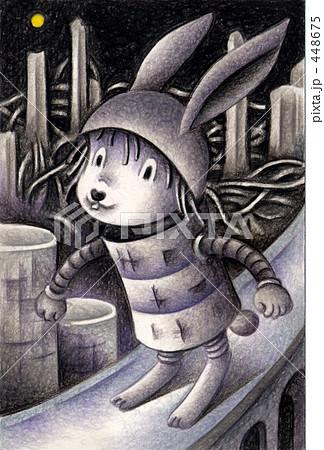 ロボ・ウサギ 448675