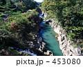 清流 厳美渓 磐井川の写真 453080