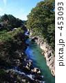 清流 厳美渓 磐井川の写真 453093