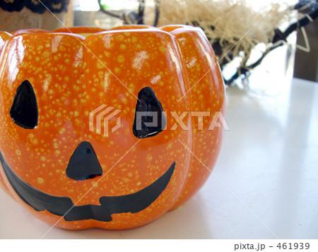 ハロウィンかぼちゃのポット 461939
