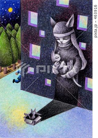 猫聖母 463916