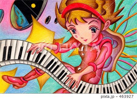 宇宙のピアニスト 463927