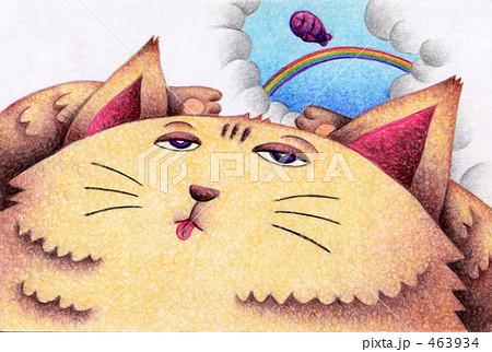 夢見るデブ猫 463934