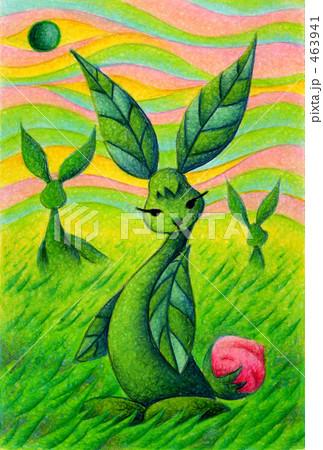植物うさぎ 463941