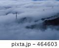 朝霧 奥秩父 山霧の写真 464603