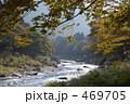多摩川 奥多摩 水流の写真 469705