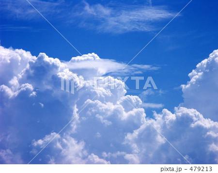 夏の雲 479213
