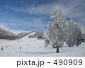蔵王の冬 490909