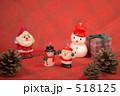 クリスマスキャンドル 518125