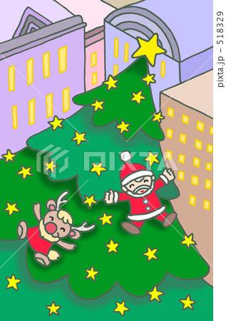大きなクリスマスツリー 518329