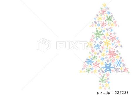 クリスマスツリー 素材 販売 画像 イメージ 背景 壁紙 イラストの