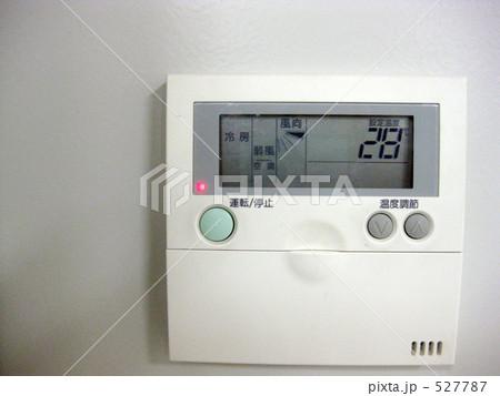 冷房 設定温度 28℃の写真素材 [527787] - PIXTA