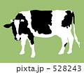 牛のイラスト2009 528243