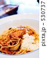 ランチ トマトパスタ トマトスパゲティの写真 530737