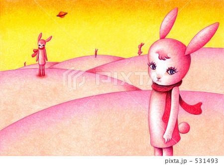 ウサギの惑星 531493
