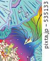 SF 空想 ファンタジーのイラスト 535133