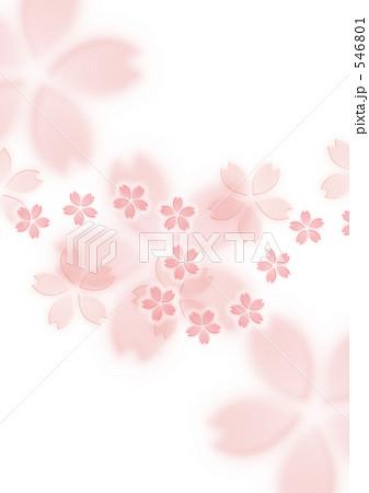 テクスチャー 素材 壁紙 アート サクラ 春 イメージ イラスト 画像 546801