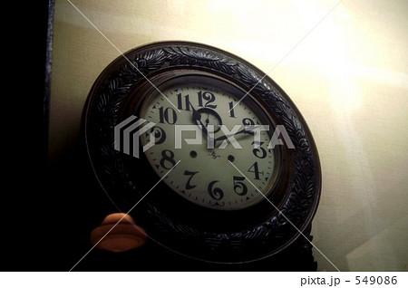 古時計 549086