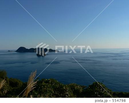 長崎県五島列島 キューピー島 554798
