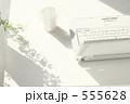 ノートパソコン コーヒーカップ PCの写真 555628